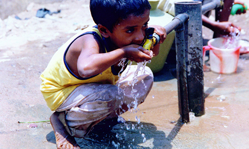 Improving safe water access in Bihar