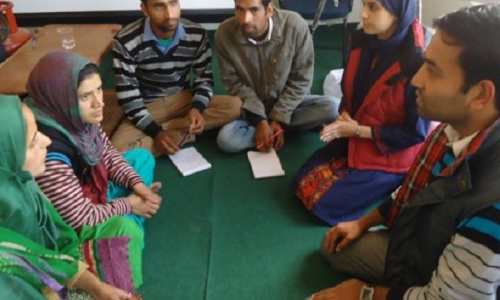 Counselling and psychosocial support in India
