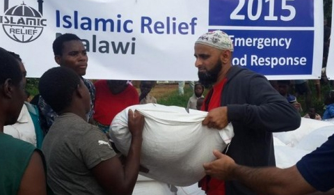 Thousands of flood victims helped