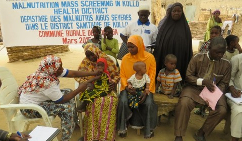 Fighting Malnutrition in Niger